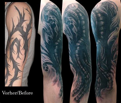 black tribal tattoo cover up best 25 tribal cover up ideas on tribal