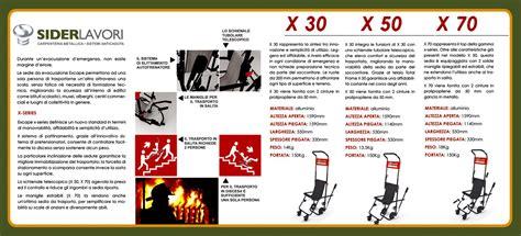 sedia di evacuazione le sedie di evacuazione permettono una rapida evacuazione