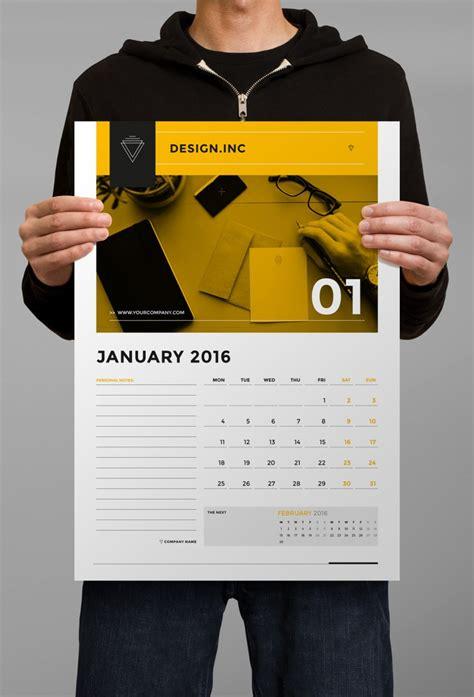 design letters kalender 2016 inspiration f 252 r das kalender design 2016 187 saxoprint blog