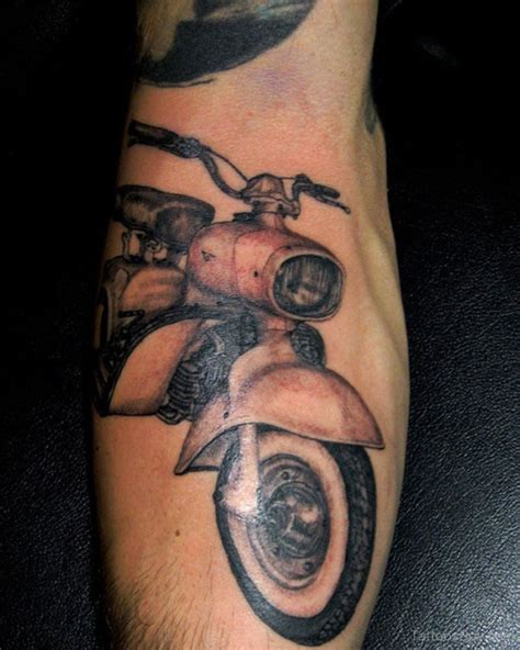 mc tattoos bike motorcycle tattoos designs