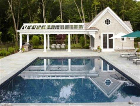 25 best ideas about small pool houses on