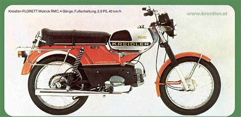 Motorrad Für Führerschein Klasse 3 by Maarten S Kreidler Club Onderwerp Folder