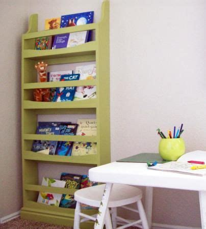 lovely diy book ledge shelf for magazines or