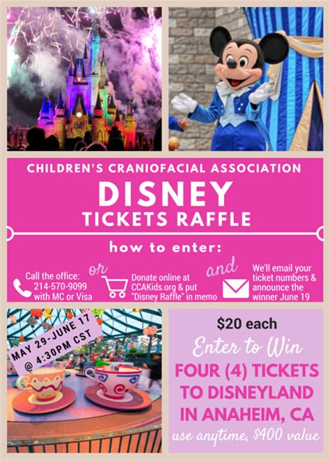 Use Disney Gift Card To Buy Tickets - cca kids blog disney tickets raffle