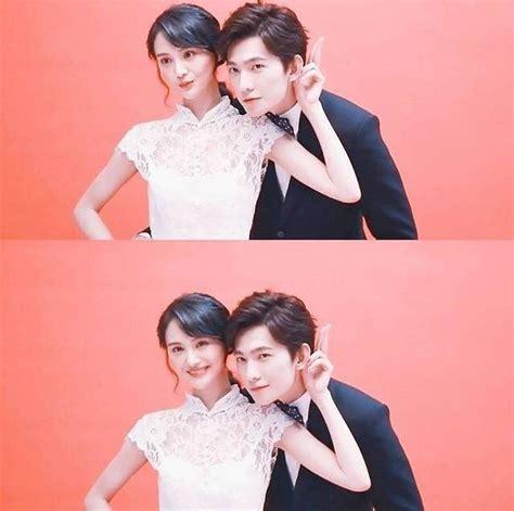 film romance yang sad ending love o2o stars yangyang and zheng shuang takes wedding