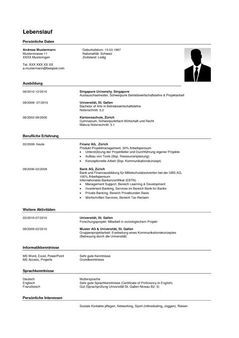 Lebenslauf Vorlage Modern Schweiz Lebenslauf Vorlage Schweiz Dokument Blogs