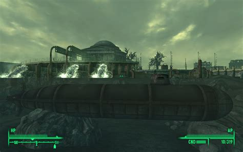 House Sub by A Submarine House At Fallout3 Nexus Mods And Community