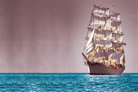 classic boat knots tall ship at 20 knots classic boat magazine
