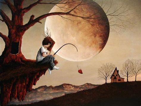 imagenes de surrealismo famosas cool surreal paintings by robert dowling