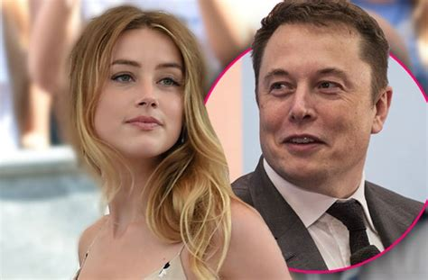 is amber heard dating elon musk after johnny depp divorce amber heard caught in same hotel room as tesla billionaire