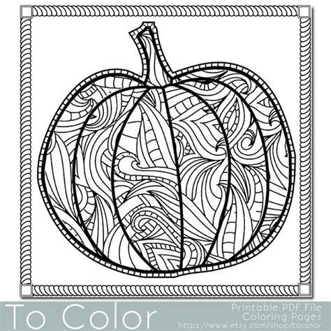 detailed pumpkin coloring page best 25 pumpkin coloring sheet ideas on pinterest