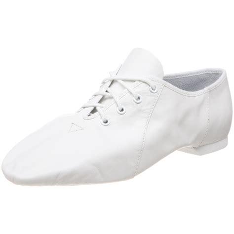 bloch shoes bloch bloch womens jazzsoft jazz shoe in white lyst