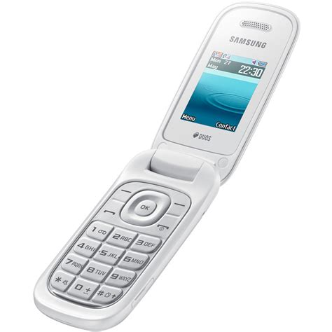 Samsung Caramel Gt E1272 Samsung Caramel Gt E1272 White Jakartanotebook