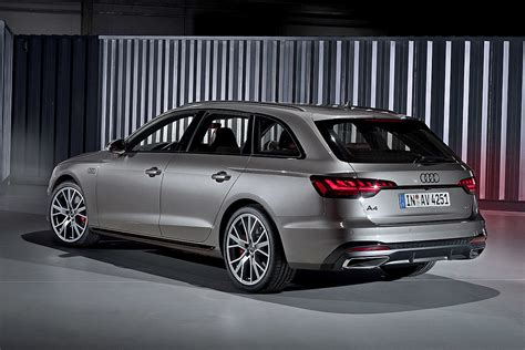 Audi A4 B10 2020 by Audi A4 Facelift 2019 Bilder Bilder Autobild De