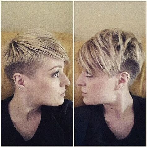 shaving thick hair women 30 hottest simple and easy short hairstyles popular haircuts