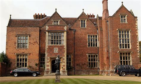 great british houses chequers the country home of
