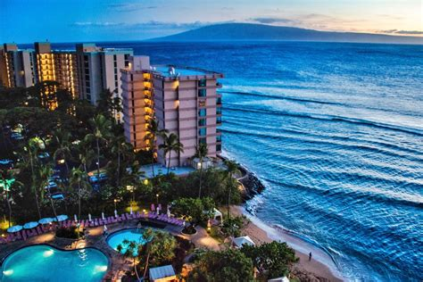 Kaanapali Beach Club, Kaanapali, Maui, Hawaii   An amazing view .