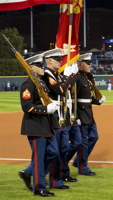 marine color guard marine color guard at the 2016 world series gt marine corps