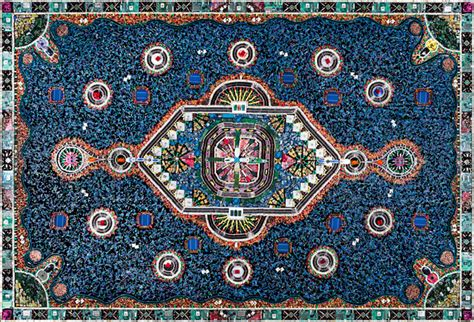 computer rug ornate traditional area quot rug quot made from computer parts 7 pictures 22 words