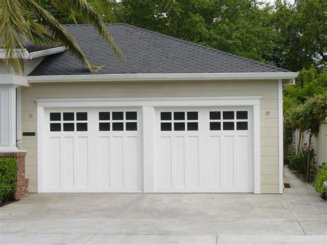 Painted Garage Doors by Carriage House Painted Garage Doors Modern Garage