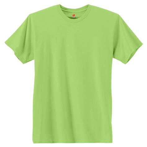 Tshirt Green Light 4980 hanes nano t 4 5 oz 100 cotton shirts