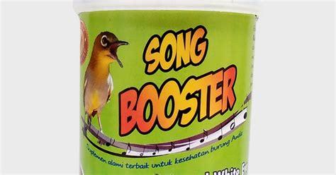 Harga Pakan Burung Ams haura shop song booster pleci rp 25 000