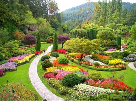 Image Of Flower Garden Tips To Create A Flower Garden Flowers