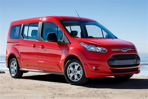 2017 Ford Transit Connect Pricing For Sale Edmunds