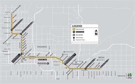 phoenix light rail stops 100 phoenix light rail map fantasy transit maps