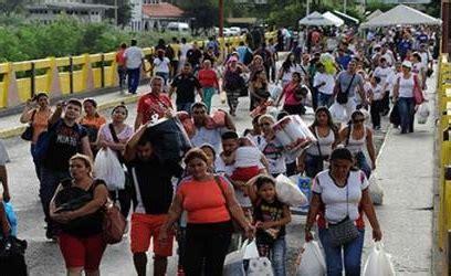 consolato cileno cile ok visti ai cittadini venezuelani in fuga dalla