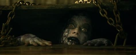new movie evil dead trailer watch a new trailer for the evil dead remake