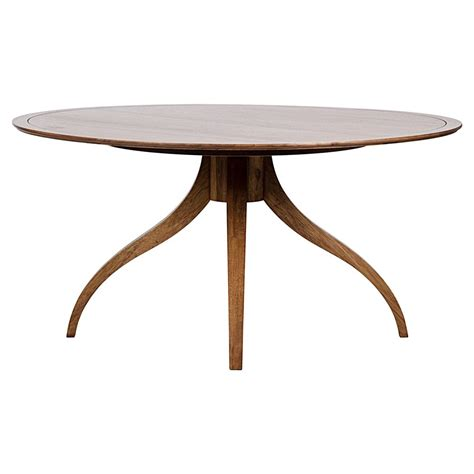 Black Brown Dining Table Brantley Modern Classic Brown Walnut Dining Table Kathy Kuo Home