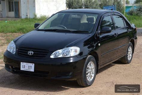 Toyota Corolla XLi 2003 for sale in Islamabad   PakWheels