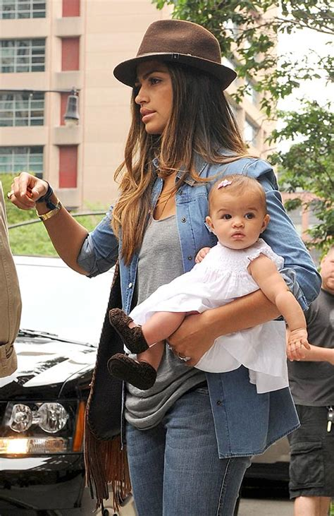 Its A Baby Boy For Matthew Camila by Camila Alves And Beautiful Baby Vida Join The Boys On