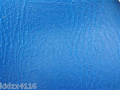 Upholstery Leather Uk by Fabrics Uk Blue Vinyl Faux Leather Leatherette