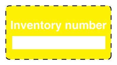 Label Timbangan Thermal Uk 45 X 40 15 In Isi 500 Pcs labelheaven ltd