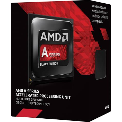 Amd A6 amd a6 6400k dual a6 series accelerated processor