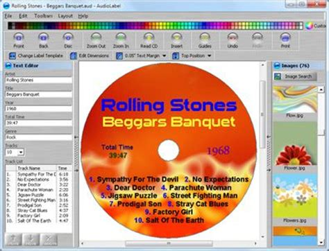 printable cd label software 25 best images about cd covers on pinterest cd cover