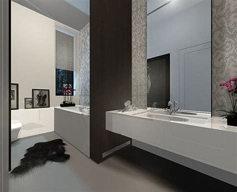 appealing modern minimalist bathroom designs concept