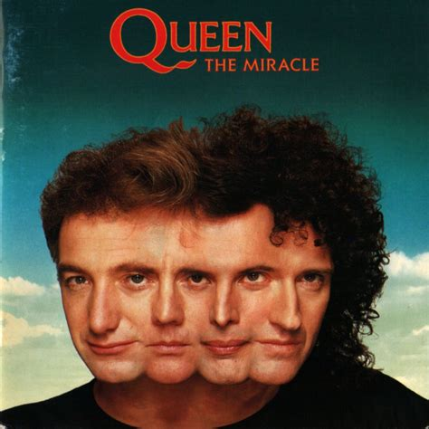 The Miracle Album Cover Gallery Complete Studio Album Covers