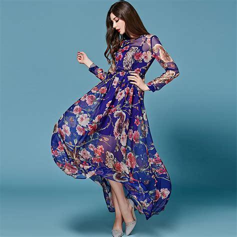 squirell maxi high quality new fashion runway maxi dress s