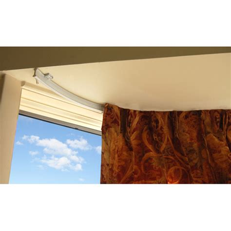 curtain track flexible flexible curtain track walmart com