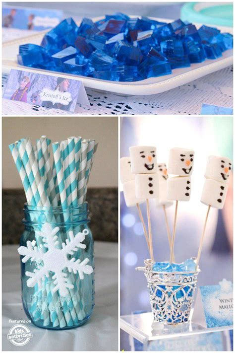frozen themed birthday decorations 257 best party ideas frozen party images on pinterest
