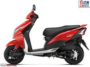 Honda Deo New Honda Dio Launched Team Bhp