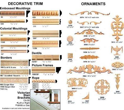 Decorative wood trim thearmchairs com