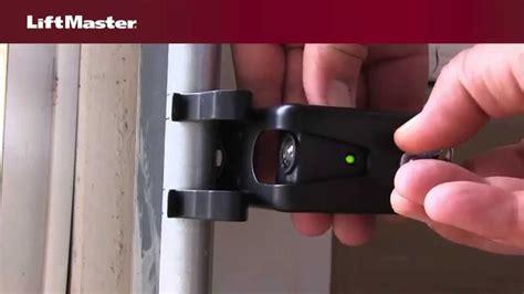 door sensors vanishing wireless door window sensor ev
