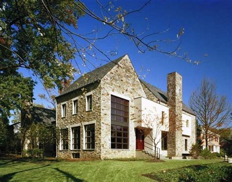 modern architectural styles classic residence architectural style with modern interior