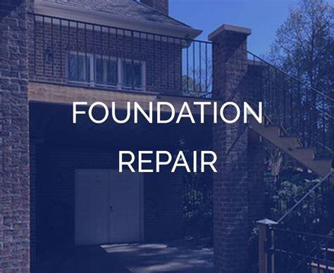siding contractor foundation repair home improvement