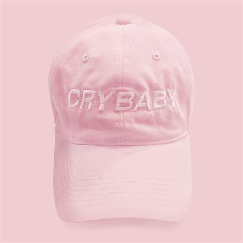 CRY BABY Tumblr Aesthetic cap ? kokopiecoco