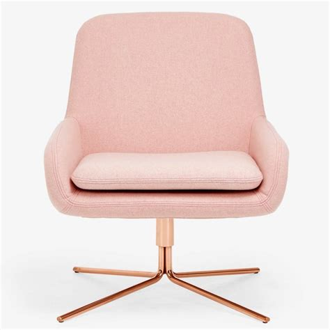 light pink office chair 25 best ideas about pink chairs on pink